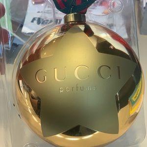 Late Gucci Ornament